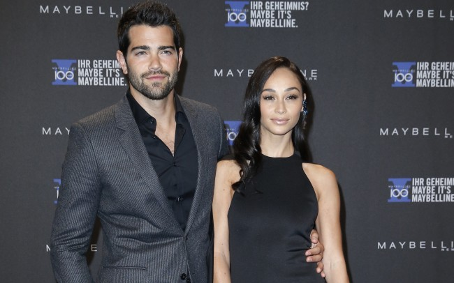 Jesse Metcalf & Cara Santana for Maybelline